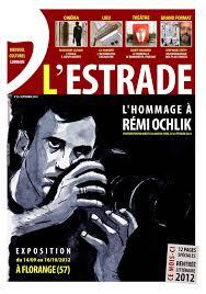 Calam o MENSUEL L ESTRADE LORRAINE N 25 SEPTEMBRE 2012