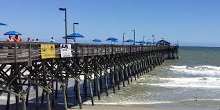 garden city sc beach. Garden City Pier Sc Beach C