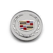 cadillac logo 2015. 20132015 cadillac ats cts srx wheel hub center cap silver with color wreathe genuine logo 2015