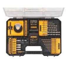 dewalt screwdriver bit set. dewalt combination screwdriver, drill \u0026 holesaw bit set 100 piece | screwfix.ie dewalt screwdriver