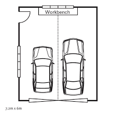 Garage  20 Car Garage Plans Exterior Garage Designs Building A 2 Size Of A 2 Car Garage