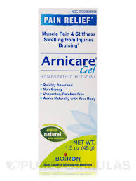 arnica gel pain relief review