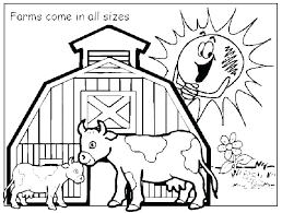 Wildlife Coloring Pages Printable Jungle Animals Page Animal Farm