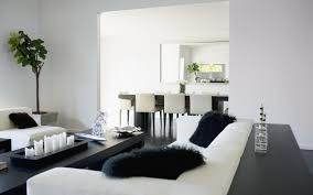 Interior Design Black And White Living Room Interior Modern Breakfast Bar Black And White Living Room Chairs