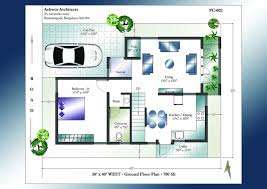 incredible house plan 30 x 40 house plans 30 x 40 west facing house plans