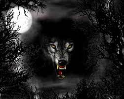 Cool Black Wolf Wallpapers - Top Free ...