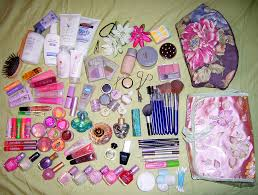 what s in my make up bag by nikita kashner