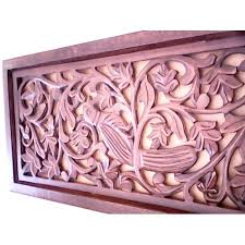 wooden wall panel wooden carved wall