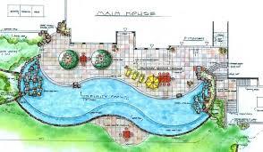 landscape architecture blueprints. Landscape Architecture Drawings Design Decorating 1018019 Blueprints R