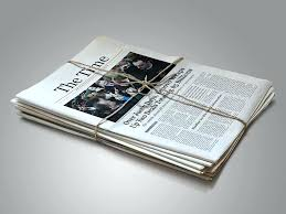 Newspaper Template Psd Old Style Newspaper Template Psd Free Download Ms Word