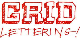 Design Grid Lettering Cathe Holdens Inspired Barn