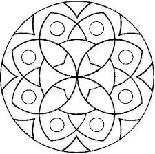 Free Download Easy Mandalas To Color In Easy Science Coloring Easy