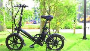 <b>FIIDO D3S</b> Shifting Version <b>Electric Bike</b> now for $554