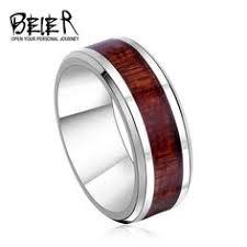 <b>SA SILVERAGE 925 Sterling</b> Silver Wedding Rings for Women Fine ...