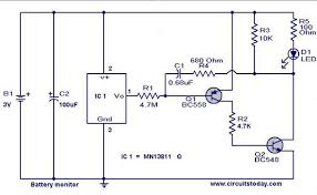 battery schematic diagram wiring diagram library battery level indicator circuit 1990 ezgo battery diagram schematics battery schematic diagram