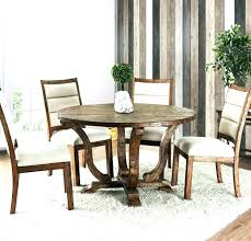 5 piece round dining set under 200 table with chairs for rustic oak room