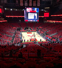 What Its Like To Watch An Atlanta Hawks Game Inside The