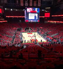 State Farm Arena Atlanta Ga Seating Chart What Its Like To Watch An Atlanta Hawks Game Inside The