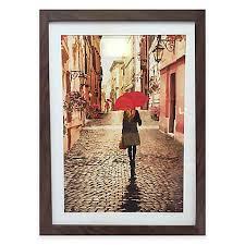 girl with red umbrella framed wall art on girl with umbrella wall art with girl with red umbrella framed wall art bed bath beyond