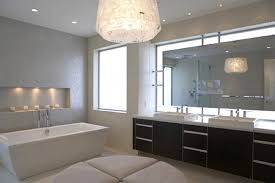 pleasant door long bathroom light fixtures captivating modern bathroom light fixtures chandelier and stamped with large bathub and mirror jpg