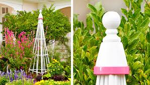 Small Picture Build an Easy Garden Trellis