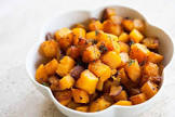 butternut squash with browned butter