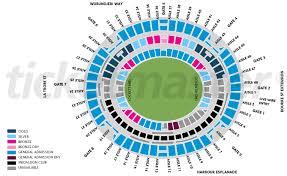 Marvel Stadium Docklands Tickets Schedule Seating