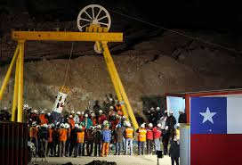 Image result for 2010–The Copiapó mining accident