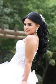 أجمل تسريحات الشعر لعروس حياتك
