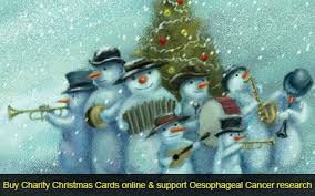online christmas card charity christmas cards buy online from the oesophageal cancer