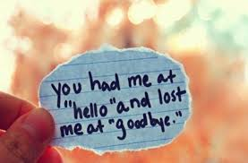 You Had Me At Hello Quote Stunning LostQuote
