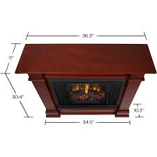 inch electric fireplace insert classic flame built wall real devin petite with mantel small gas heater