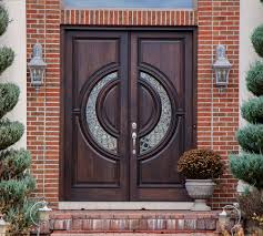 elegant double doors