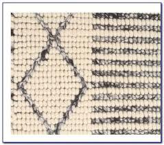 diy chunky braided wool rug