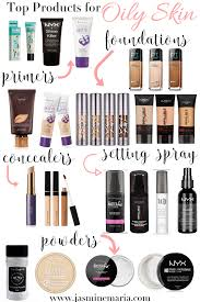 top makeup s for oily skin