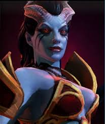 dota 2 queen of pain orcz com the video games wiki