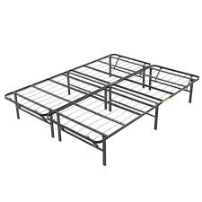 What Is the Best Bed Frame for a Heavy Person? | The Sleep Judge