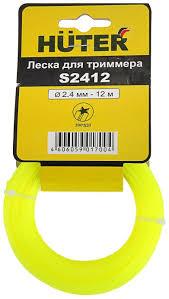 <b>Леска Huter S</b> 24100 71/2/4 - отзывы покупателей на ...