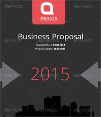 Business Proposal Template Psd Free Download Proposal Templates ...