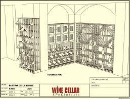 Le Cache Wine Cabinet Commercial Wine Racks Bistro De La Reine