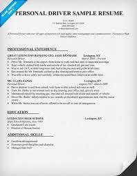 Transportation Resume Examples Driver Resume Examples Medical Transport Job Description School Bus