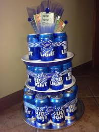 Bud Light Birthday Bud Light Beer Can Cake Great Gifts For Dads Guys In