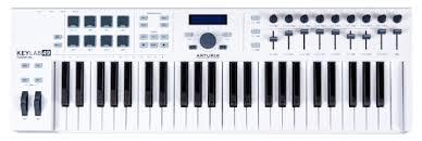 <b>MIDI</b>-<b>клавиатура Arturia KeyLab</b> Essential <b>49</b> — купить по ...