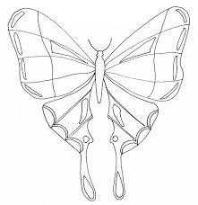 115 Dessins De Coloriage Papillon Imprimer
