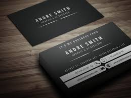 Exclusive Business Card Design By Yfguney On Envato Studio