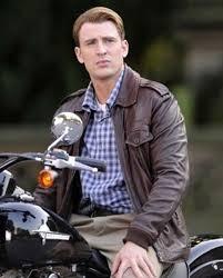 captain america locomotive motorcycle jacket