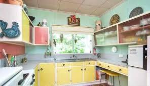 retro kitchen design colorful retro kitchen design style with pink yellow and retro kitchen designs rustenburg