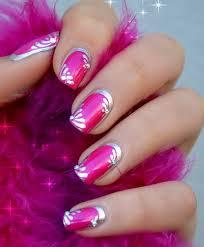 Pink Nail Art Design 35 Creative Pink Nail Designs For Women Nail Design Ideaz