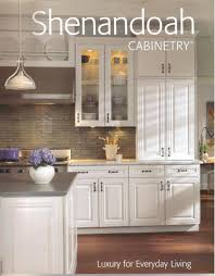 Shenandoah Cabinetry Exclusively At Lowes 2009 Sales Brochure