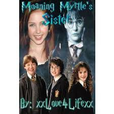 Moaning Myrtle's Sister ||Harry Potter||